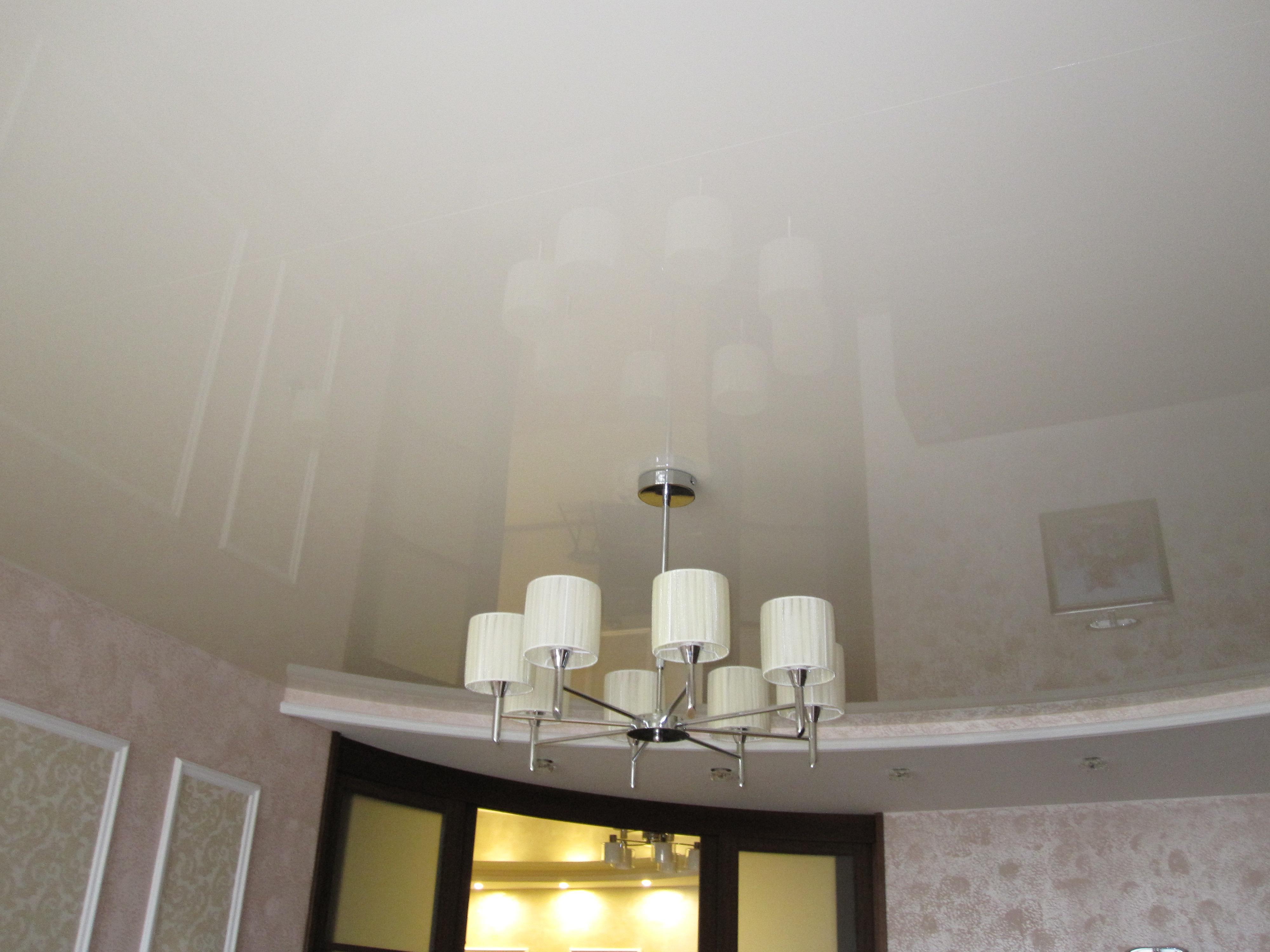 какой может быть потолок фото