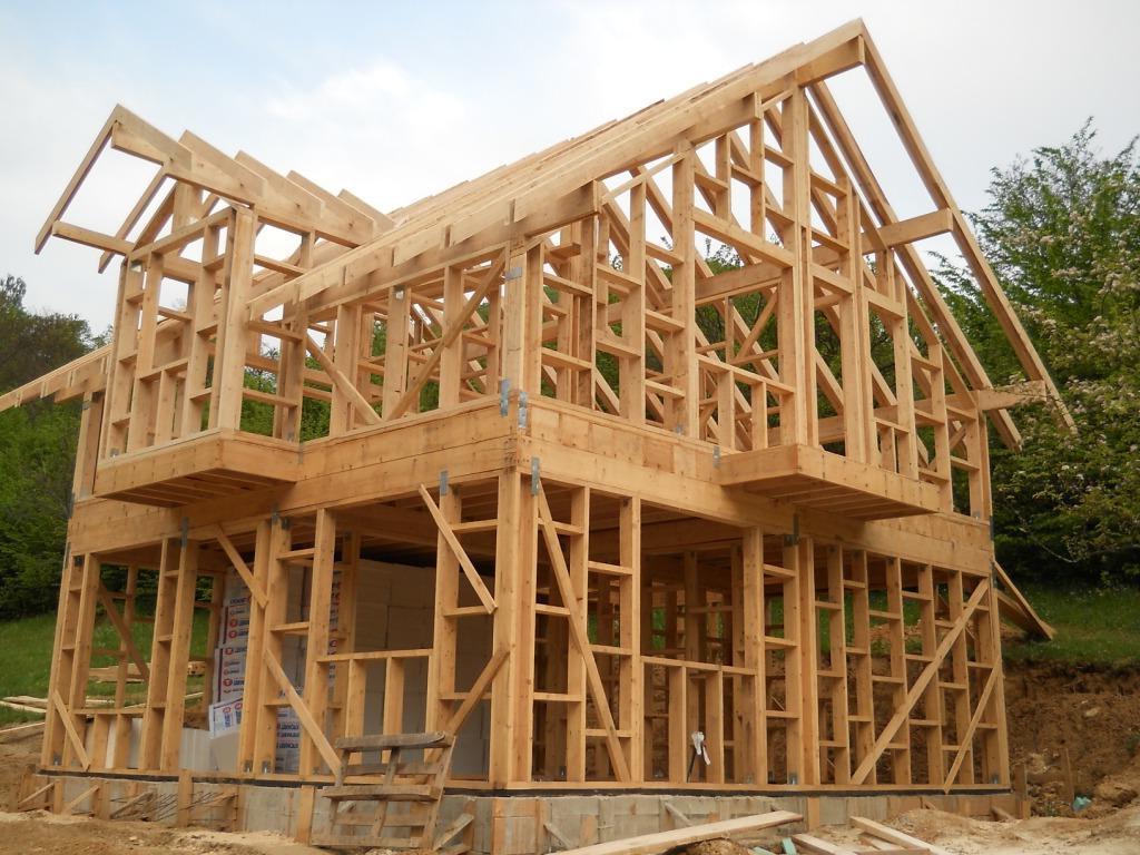 Как строить каркасный дом своими руками фото