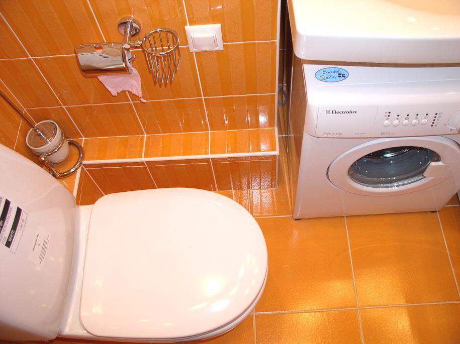 Ремонт своими руками в туалетной 416