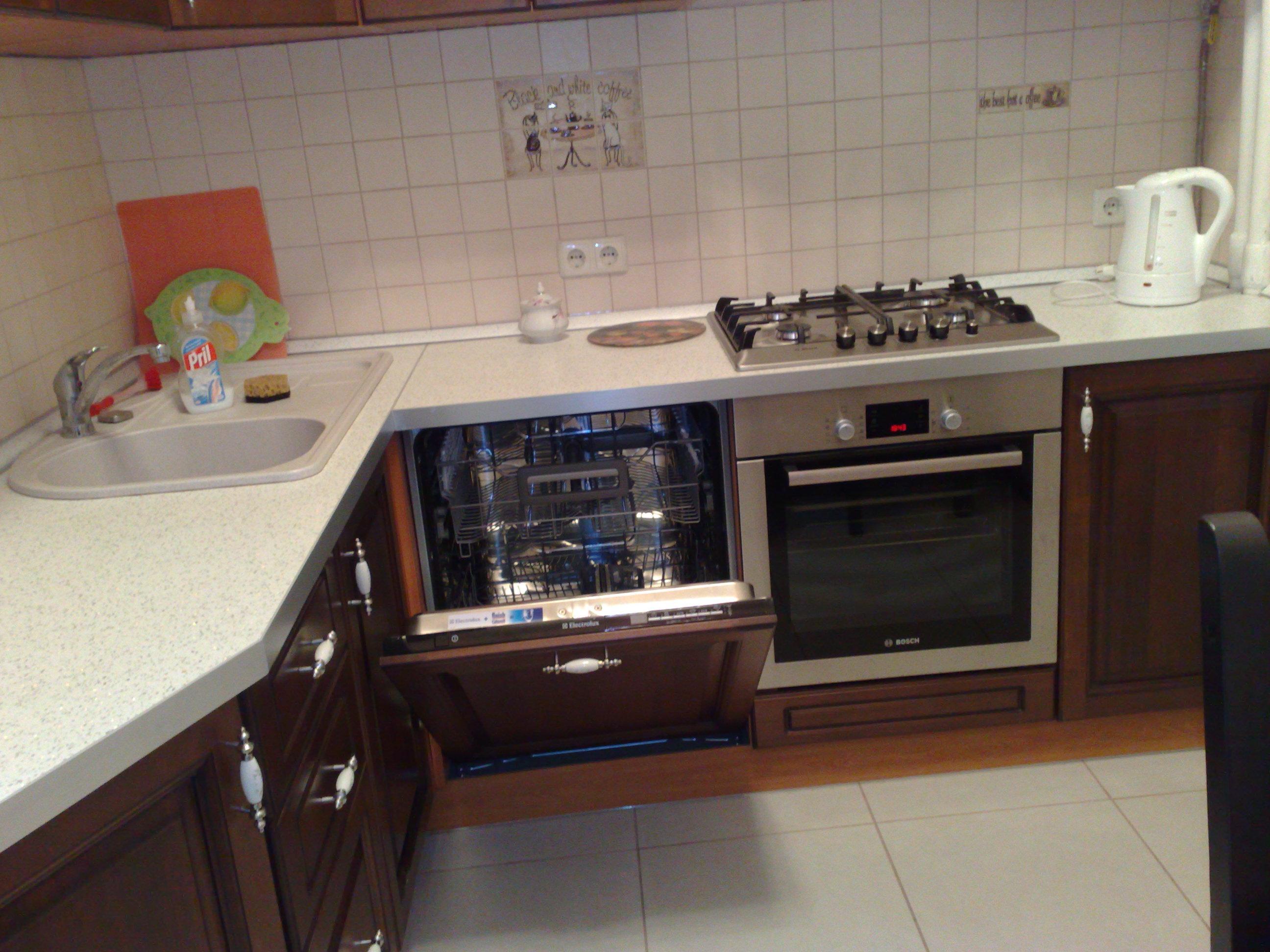 Кухня под ключ фото
