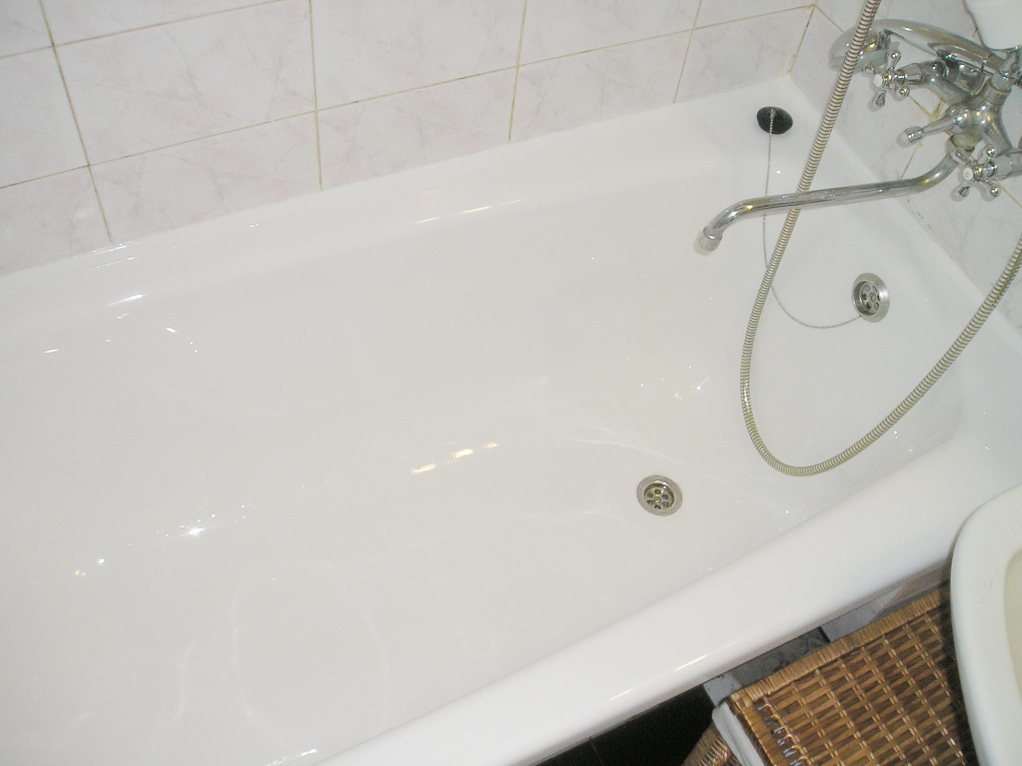 Обновить ванну своими руками фото