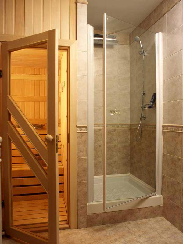 Сауна в ванной комнате в квартире своими руками 53