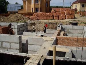 Фундаментные блоки ФЛ