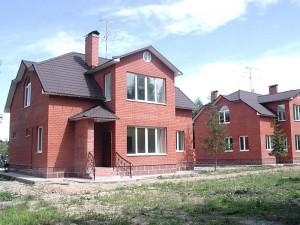 Строительство домов из кирпича