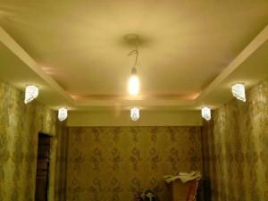 Освещение в небольшой квартире