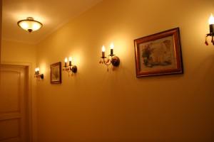 Ремонт комнаты - стены